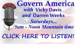 Listen to Govern America with Vicky Davis and Darren Weeks